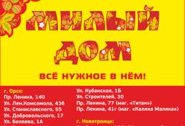 """""""Милый дом""""."""